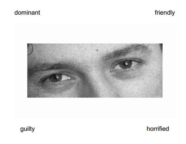 Images - Asperger facial expressions