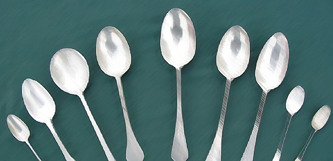 Conserving Spoons